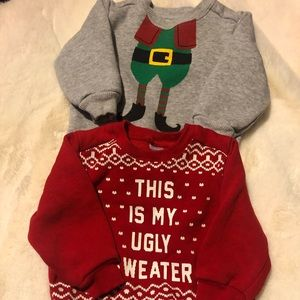 Carter's Sweatshirts- 2/$15